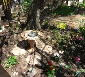 Laerskool Elspark maak elke jaar tuin mooi op Lentedag!